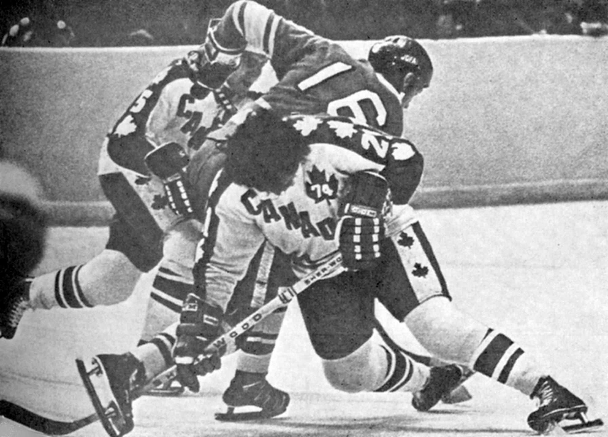 Трансляция матчей ссср канада 1972 смотреть онлайн 1 фотография