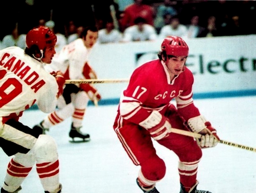 Хоккейный Матч Ссср Канада 1972