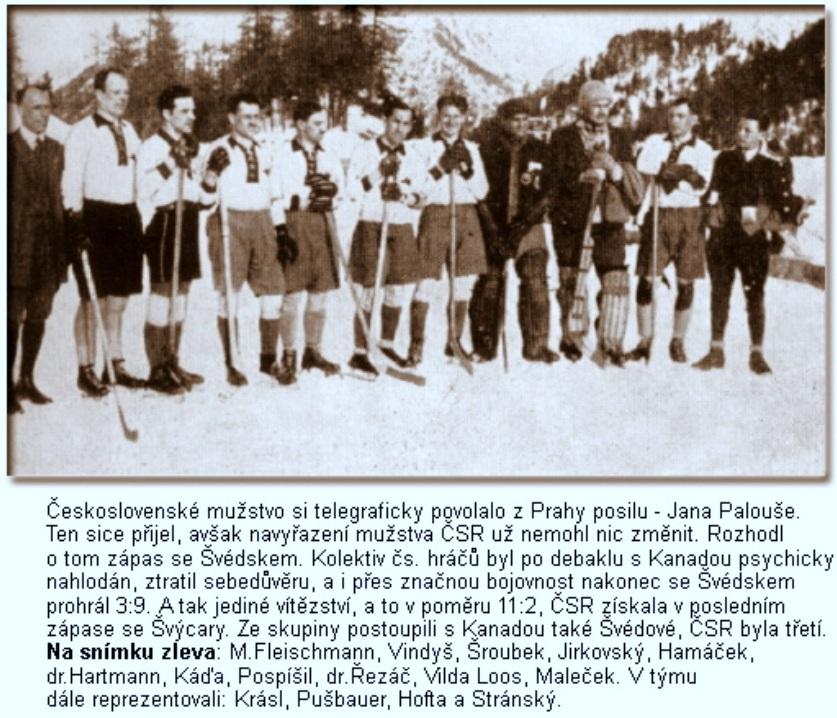 1922.02.14-16 ЧЕ Санкт-Мориц Швейцария Сборная Чехословакии - ЧЕ 1.jpg