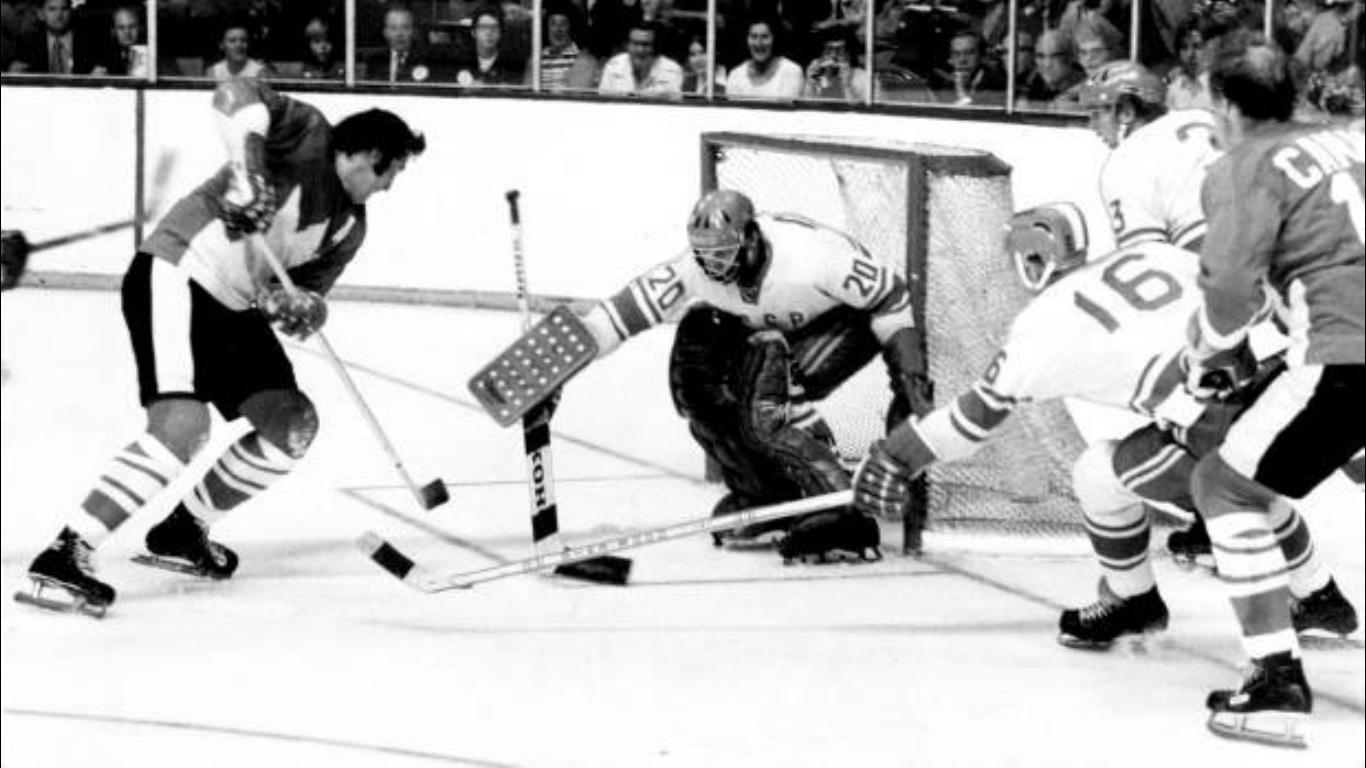 Хоккей 80 год ссср канада смотреть онлайн игру 6 фотография