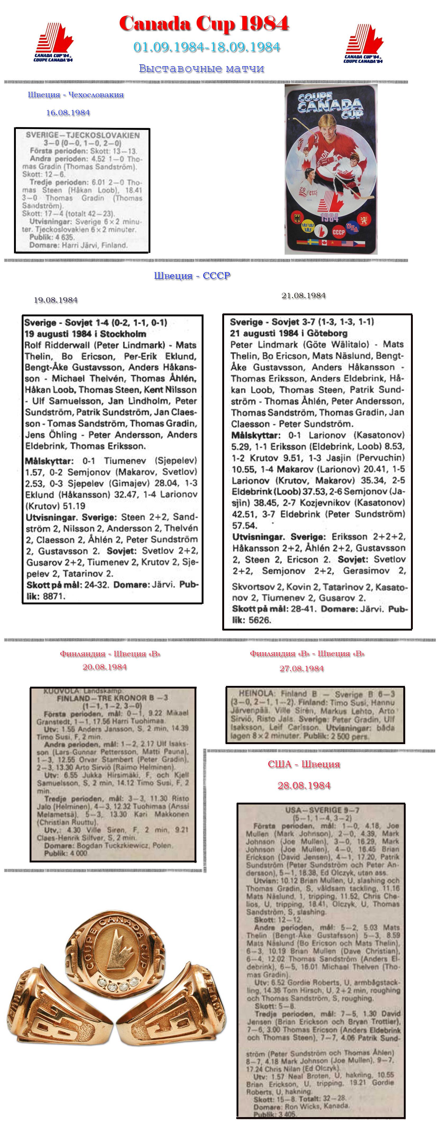 1984.Кубок Канады.Выст.матчи++.jpg
