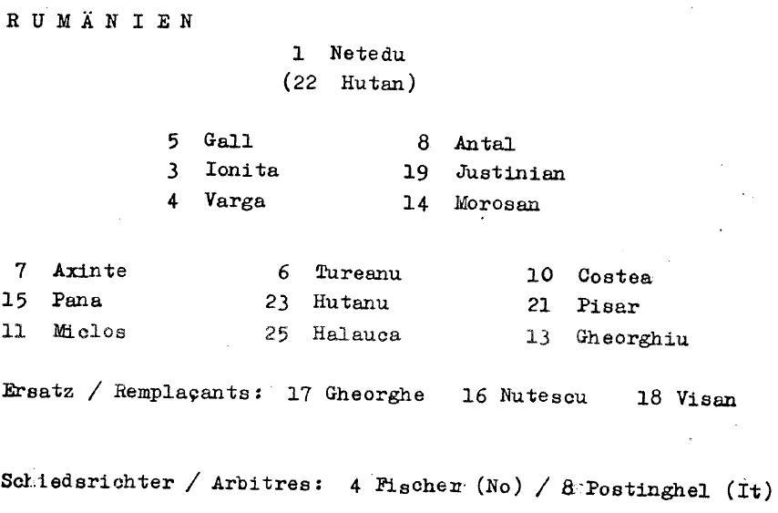 1976.ЧМ.группа В.Румыния.состав пятёрок..JPG