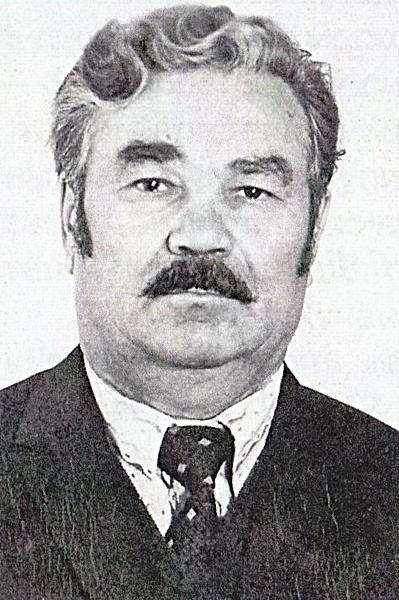 Нападающий команды «Химик» Новосибирск. 1953-54.   1955 завершил карьеру. МАКЛЕЦОВ Павел Иванович (1923-1997)..jpg