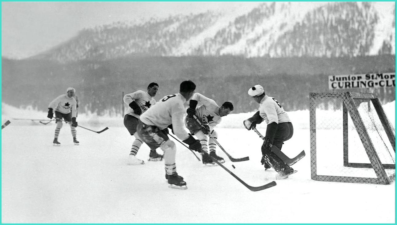 Зимние Олимпийские игры 1928 — II зимние Олимпийские игры, 11-19 февраля 1928 года в Санкт-Морице..jpg