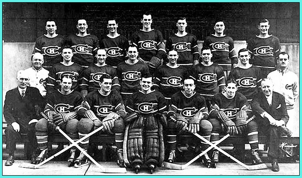 1946г.    Обладатели Кубка Стэнли 1946 года –   Монреаль Канадиенс..jpg