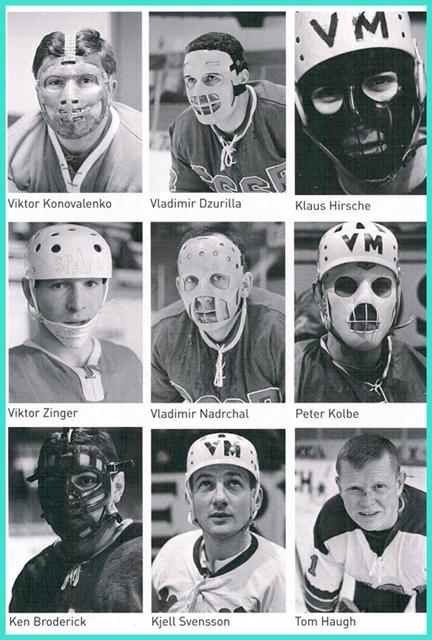 1965 год, Чемпионат Мира и его неповторимые Вратари!.jpg