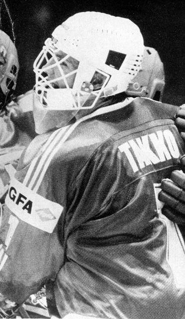 Звезда  турнира. Кари  Такко (Финляндия,Вратарь.jpg