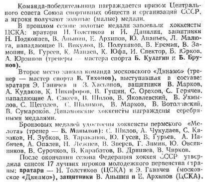 Хоккей Москва 1964-65 ЦС им Ленина.jpg