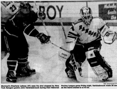 23.10.1992 - Рейнджерс - Монреаль.JPG