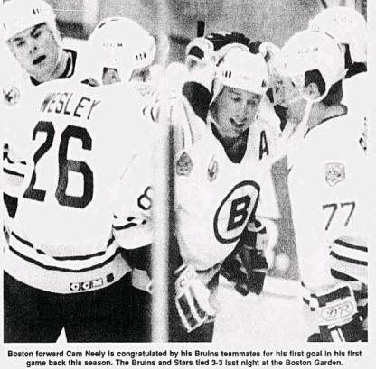 25.02.1993 - Бостон - Миннесота.JPG