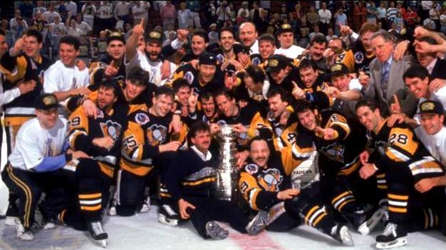 1991 - Питтсбург Пингвинз.JPG