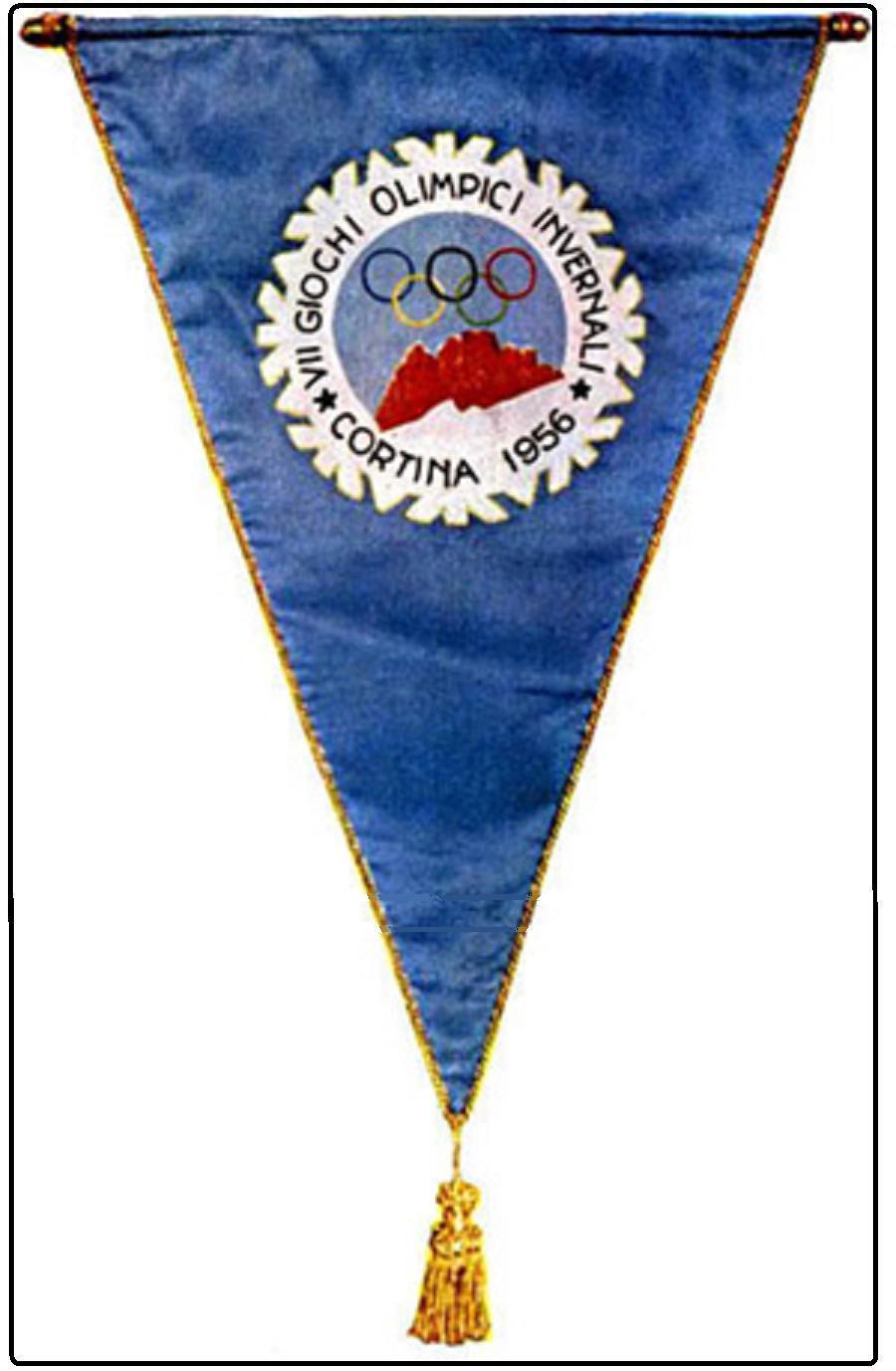 Вымпел с символикой Игр 1956.jpg