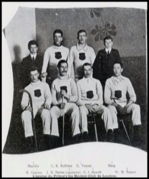 Prince's Ice Hockey Club London. (Лондон, Великобритания).jpg