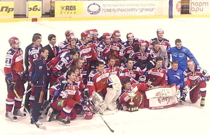 2011 polesye cup russia team-II.jpg